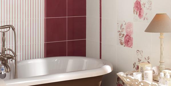 Pareti del bagno provenzali consigli su decorazioni materiali e