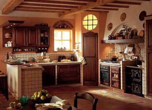 Cinque cucine provenzali da urlo arredamento provenzale - Cucina country provenzale ...