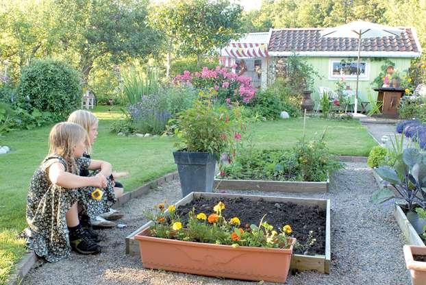 come arredare un giardino in stile provenzale