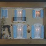 illuminazione casa provenzale