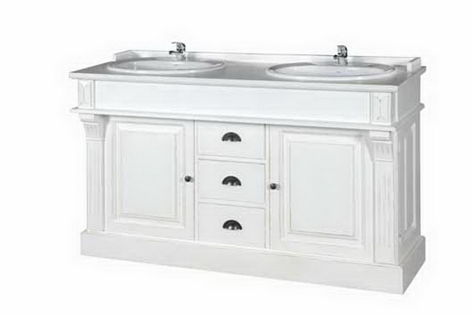 Lavabo da bagno in stile provenzale, consigli e caratteristiche ...