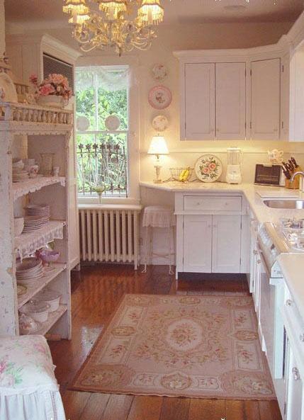 Quali mobili utilizzare nella cucina provenzale for Provenzale arredamento