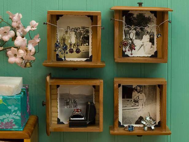 Tutorial 10 idee per riutilizzare vecchi cassetti in - Riciclo mobili vecchi ...
