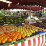 frutta mercatino isle sur la sorgue