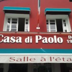 ristorante casa di paolo isle sur la sorgue
