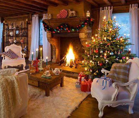 Le foto pi calde dai rustici provenzali arredamento for Arredamento natalizio casa