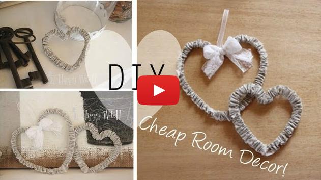 Video Tutorial Creare Delle Decorazioni Fai Da Te In Stile Shabby Chic Per La Casa Arredamento Provenzale