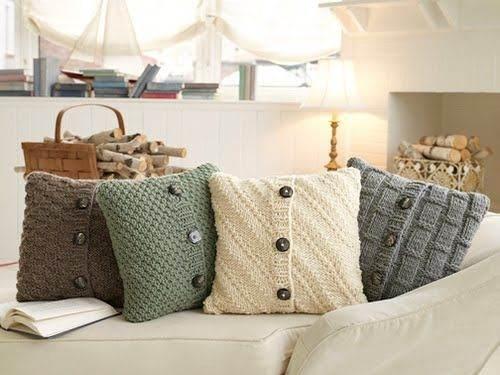 Alcune idee per personalizzare cuscini in stile shabby for Regalo oggetti vecchi