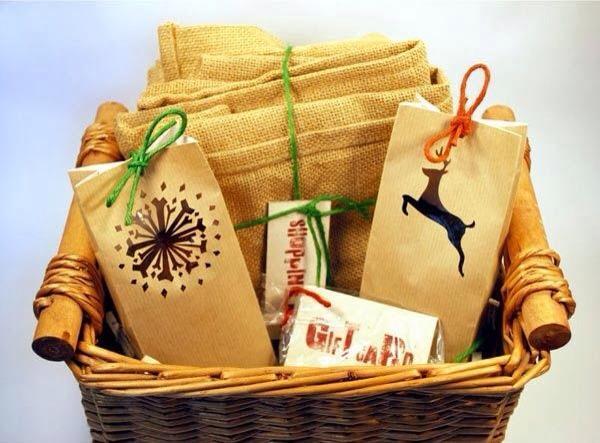 Preferenza Idee originali per impacchettare i vostri regali di Natale 2013  YJ66