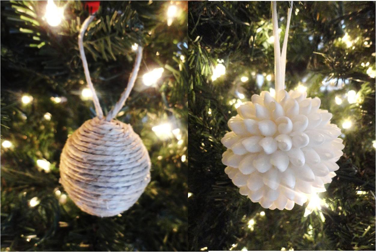 Diy Christmas Decorations Nz : Modi per trasformare le vecchie palline di natale il