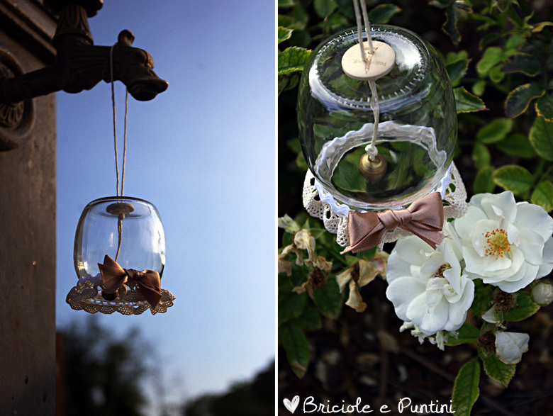 Top 15 idee Shabby Chic per riutilizzare vecchi barattoli in vetro  YS99