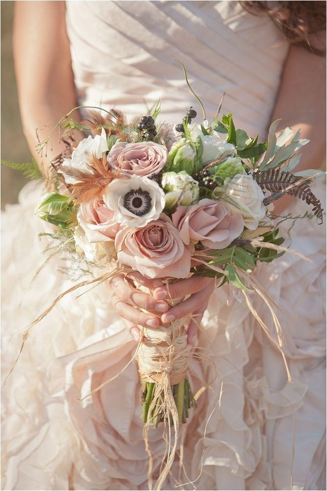 Risultati immagini per bouquet shabby chic