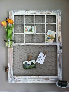 finestra come porta post it