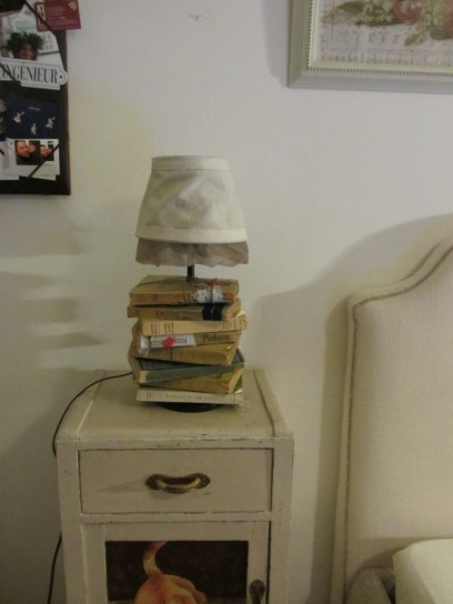 Idee per creare delle lampade da tavolo fai da te in stile Shabby Chic ...