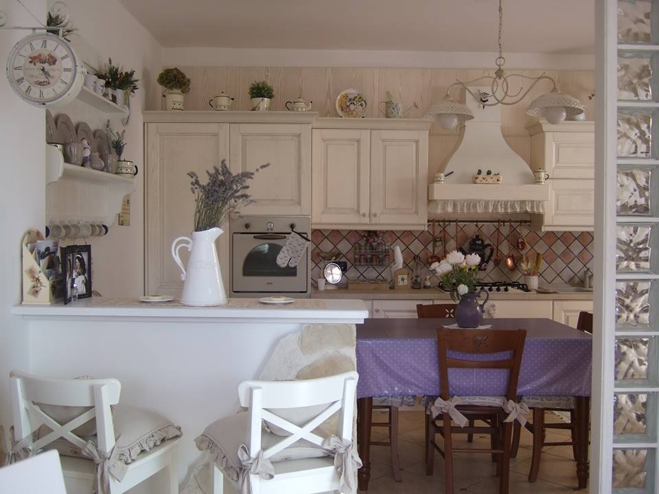 Cucine country shabby chic