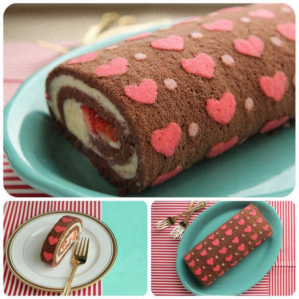 idee per dolci romantici per il vostro san valentino shabby chic ... - Bagno Romantico San Valentino