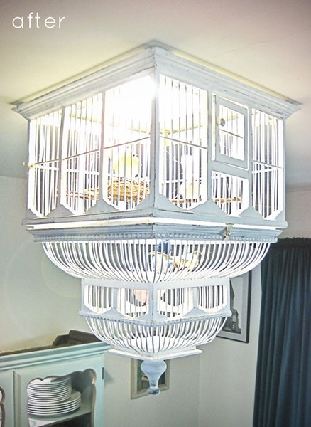 8 idee per personalizzare i lampadari in stile shabby chic ...