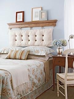7 idee per personalizzare la testiera del letto in stile Shabby Chic ...