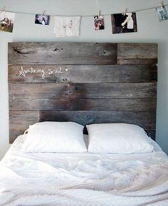 7 idee per personalizzare la testiera del letto in stile Shabby ...