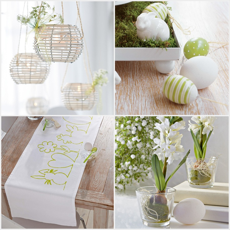 11 idee e decorazioni per la tua pasqua in stile shabby for Decorare stanza shabby chic