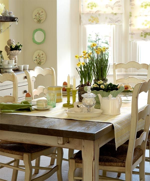 Matrimonio Country Chic Kitchen : Idee e decorazioni per la tua pasqua in stile shabby