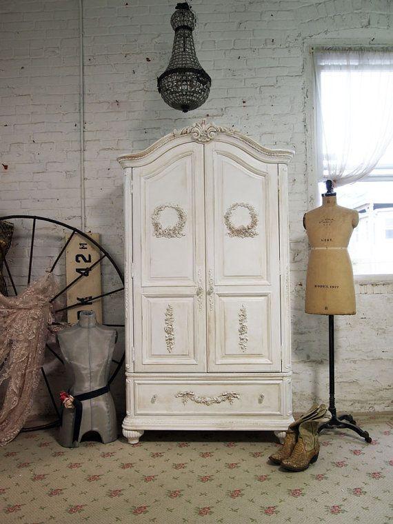 Arredamento Camera Da Letto Shabby Chic : Spunti per un armadio in stile shabby chic provenzale e