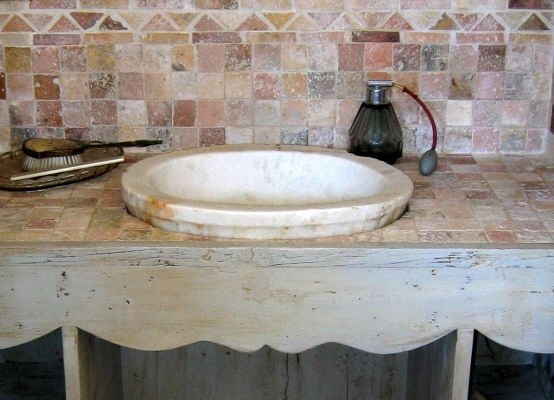 8 idee per personalizzare il bagno in stile shabby chic provenzale o country arredamento - Bagno shabby immagini ...