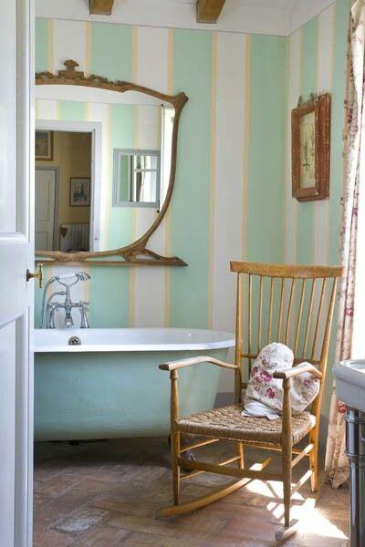 8 idee per personalizzare il bagno in stile Shabby Chic, Provenzale o Country - Arredamento ...