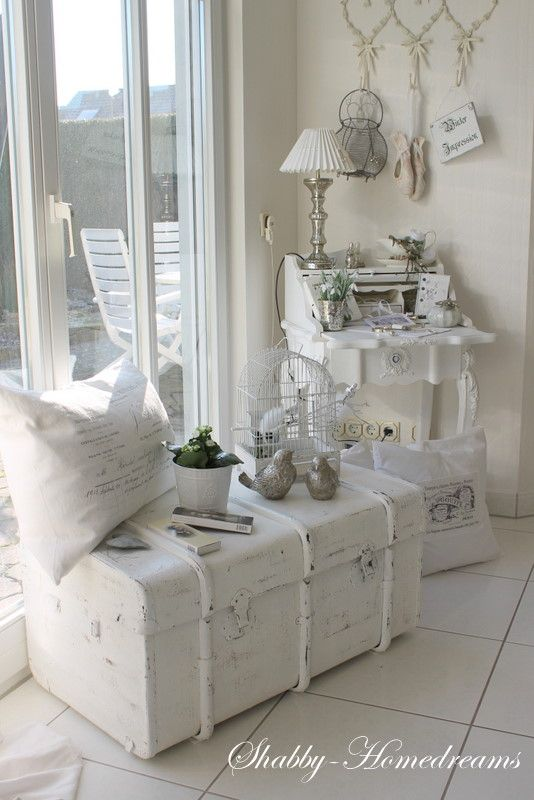 Decor Table Blanc