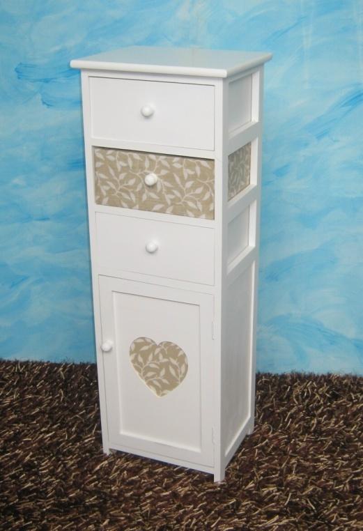 7 idee creative per rinnovare la cassettiera in stile - Mobiletti in legno ...