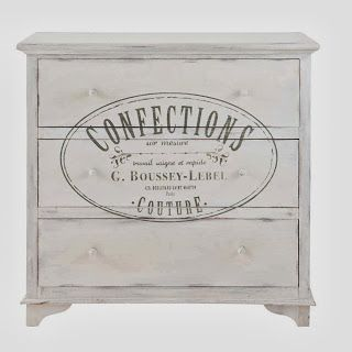 7 idee creative per rinnovare la cassettiera in stile for Scritte in legno shabby