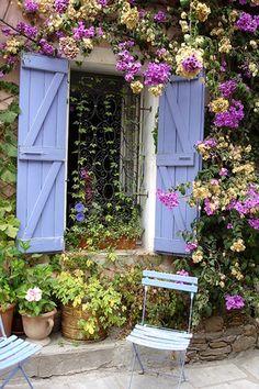 5 fantasiosi dettagli per il giardino in stile shabby chic ... - Mobili Da Giardino Idee Dipinte
