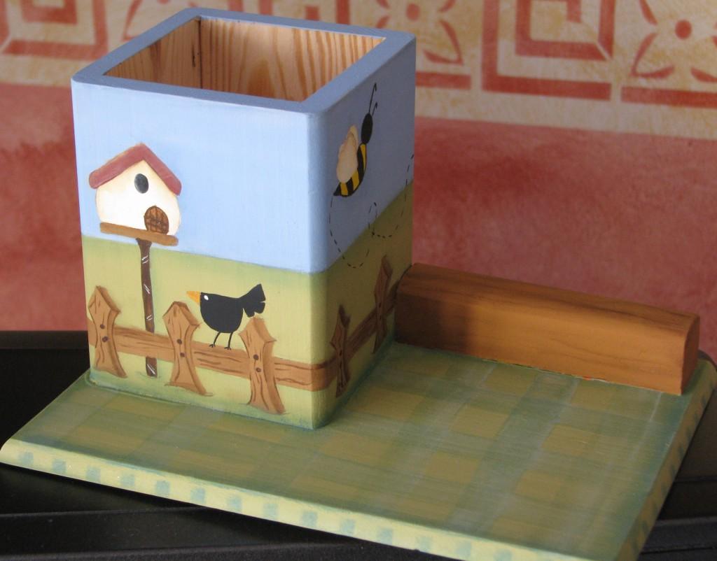 8 idee creative per portapenne in stile Shabby Chic, Provenzale e Country - A...