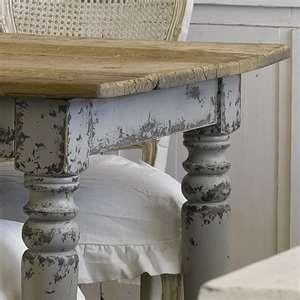 5 idee per reinventare il tavolo in stile shabby chic - Tavolo shabby chic ...
