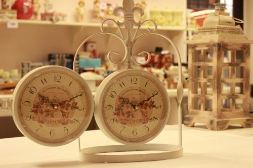 7 idee per un orologio in stile Shabby Chic, Provenzale o Country ...