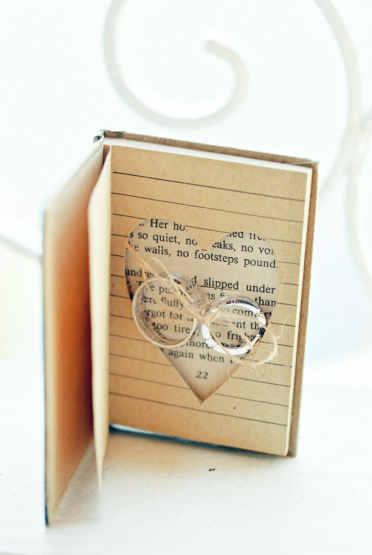 7 idee di cuscino porta fedi nel matrimonio Shabby Chic ...