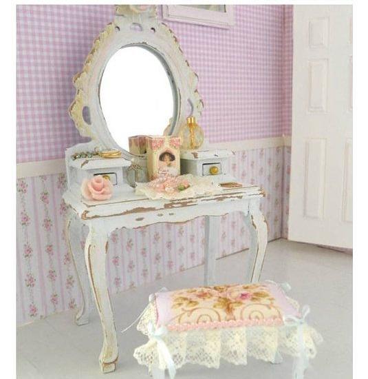 Decorare uno specchio senza cornice zx31 regardsdefemmes - Specchio ovale shabby chic ...