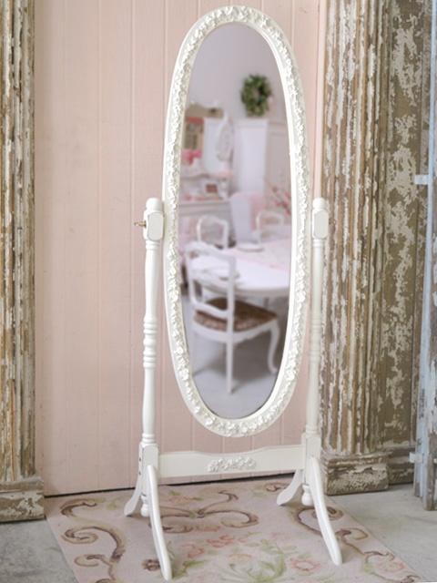7 idee creative per uno specchio in stile shabby chic
