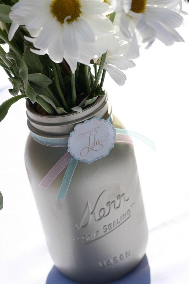 Super 7 idee per la festa di battesimo in stile Shabby Chic, Provenzale  YF33