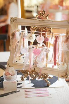 Oggetti provenzali fai da te modificare una pelliccia - Porta gioielli ikea ...