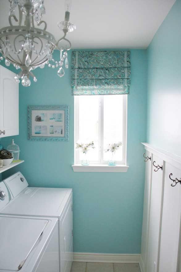 7 idee per pareti in stile shabby chic, provenzale o country ... - Pareti Azzurre Camera Da Letto