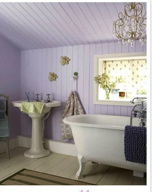 7 idee per pareti in stile Shabby Chic, Provenzale o Country ...