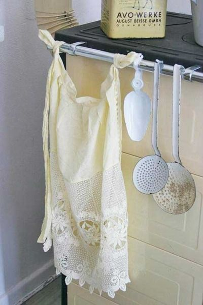 7 idee per accessori da cucina in stile Shabby Chic, Provenzale o ...