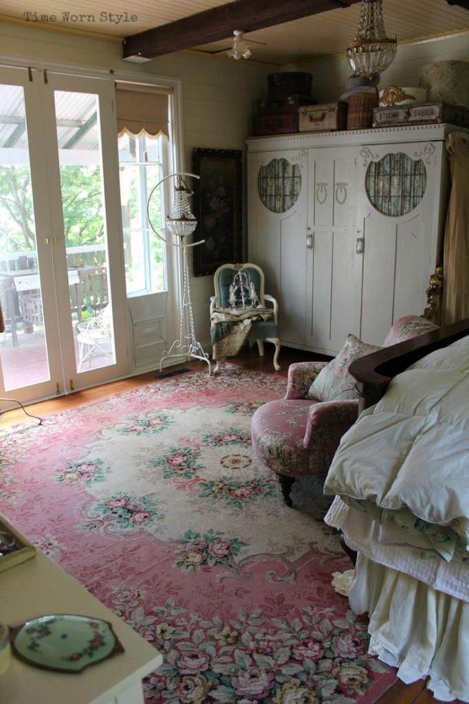 idee per un tappeto Shabby Chic, provenzale e country - Arredamento ...