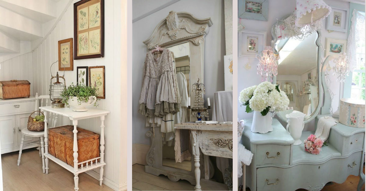 7 idee vintage per la casa shabby chic provenzale e - Idee shabby chic per la casa ...