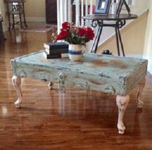 7 idee per un tavolo in stile Shabby Chic, Provenzale o ...