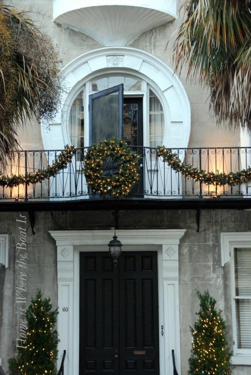 Come decorare il terrazzo per natale