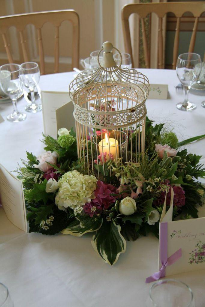 Come decorare la tavola di natale in stile shabby chic, provenzale ...