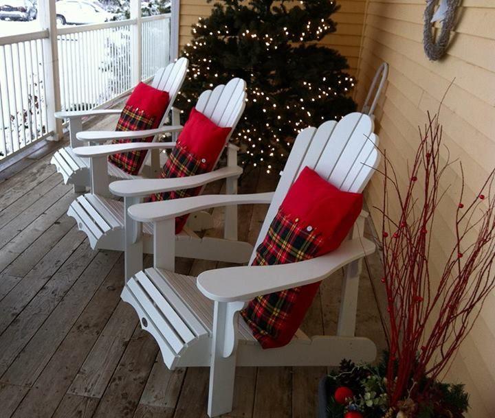 7 idee per decorare il balcone a natale in stile shabby for Arredamento country chic o provenzale