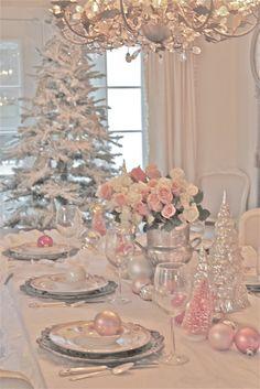 Come decorare la tavola di natale in stile shabby chic for Sur la table kitchen scale
